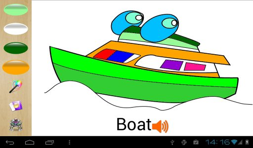 Cars Coloring Pages -Kid games