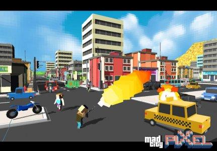 Mad City Pixel