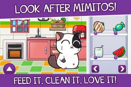 Mimitos Virtual Cat - Virtual Pet with Minigames
