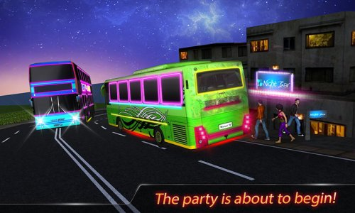 Party Bus Driver 2015