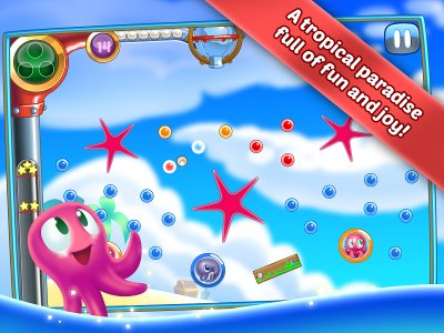 Pearl Pop - Shiny Arcade Shooter Free Game