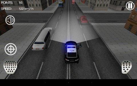 Polis Sürücüsü