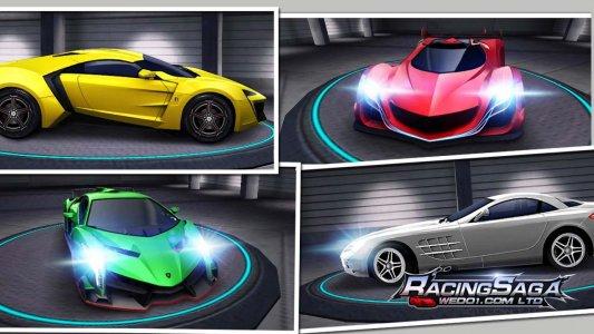 Racing Saga