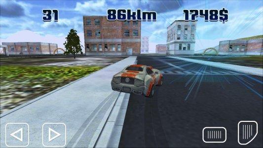 Real Drift Racing Turn