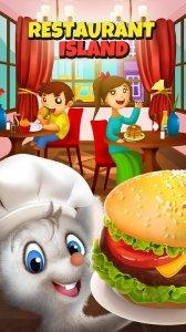 Restaurant Island:Kitchen Chef