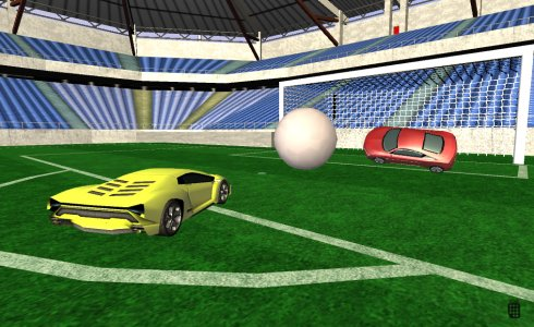 Rocket Soccer League