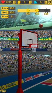 Shoot Baskets Basketball