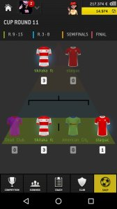 Striker Manager 2016 (Soccer)