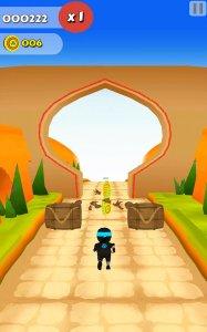 Temple ninja run
