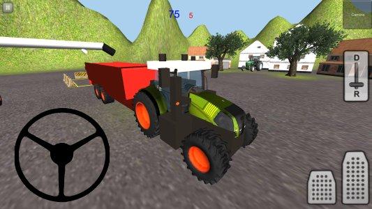 Tractor Simulator 3D: Harvest