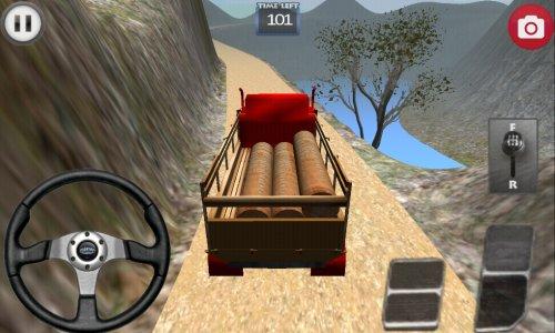 Truck Speed Roads