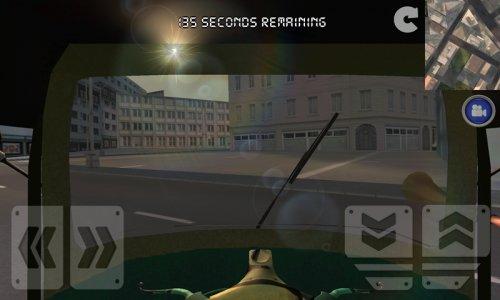Tuk Tuk Rikshaw Driving Sim