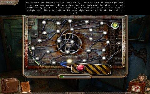 Weird Park: Broken Tune Free. Hidden Object Game