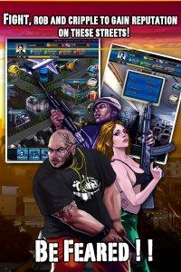 Wild City (Mafia RPG)
