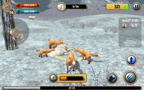 Wild Fox Sim 3D