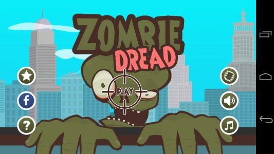 Zombie Dread: Smash Zombies