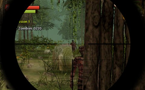 The Sniper - Survival Game