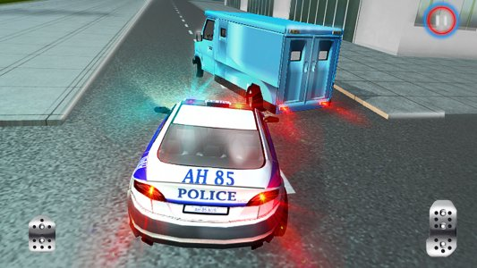 911 Police Driver Car Chase 3D
