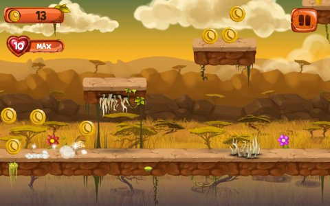 Banana Island: Monkey Fun Run