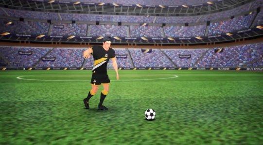 Be A Legend: Soccer