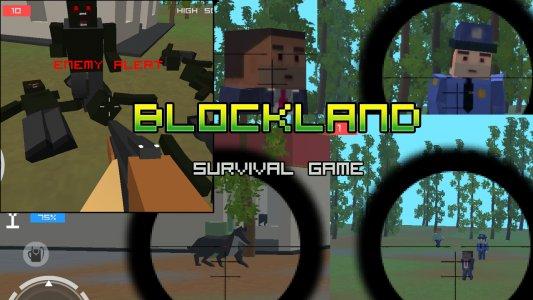 Block Survival Game
