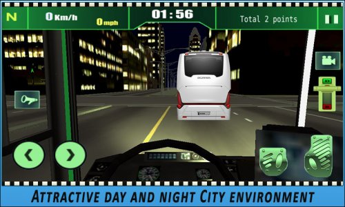 Bus simulator City Driving 2018