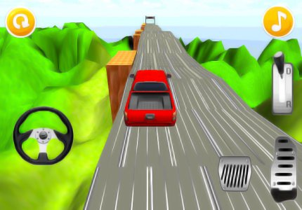 Car Hill Climb Racing