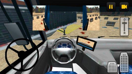 Construction Truck 3D: Gravel