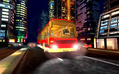 Office Bus Simulator