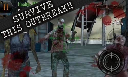 Dead Shot Zombies -OUTBREAK-