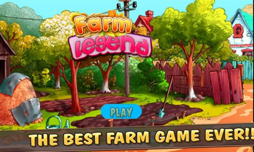 Farm Legend : Happy City