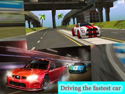 Fast Car Speed Racing