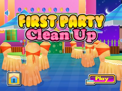 First Party Clean up