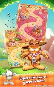 Garfield Chef: Match 3 Puzzle