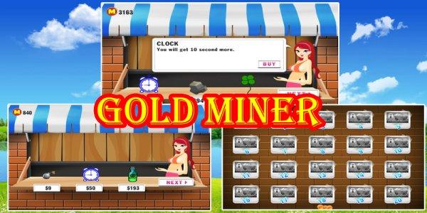 Gold Miner World