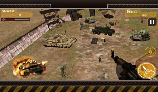 Secret Army Agent Rescue Driver 2017