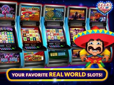 Heart of Vegas™ Slots – Free Slot Casino Games