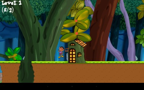 Jungle Loony Monkey Adventure