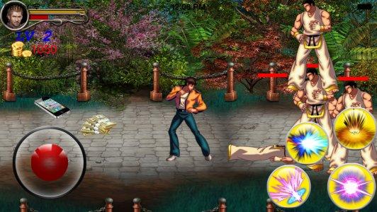 Kungfu Fight