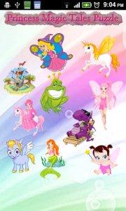 Kids Puzzles - Magic Creatures