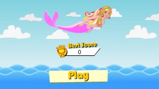 Mermaid Jump for Barbie