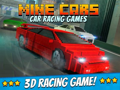 Mine Cars - Car Racing Games
