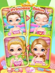 Mini Princess Salon: Girl Game