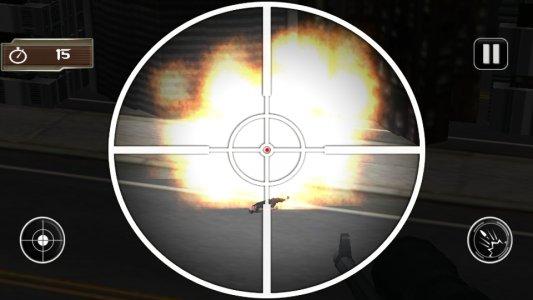 Modern Assault Sniper Shooter
