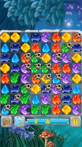 Moon Jewels - Match 3 Puzzle