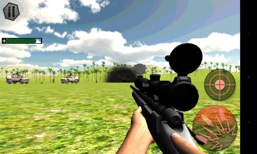 Mountain Sniper Shooter