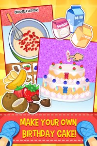 My Birthday Party -  Cakes, Gifts and Friends!