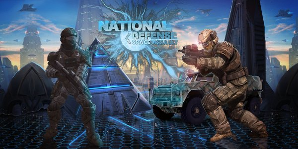National Defense:Space Assault