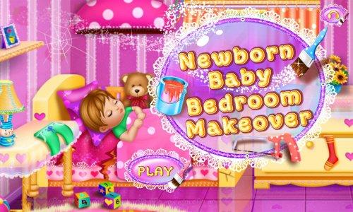 Newborn Bedroom Makeover
