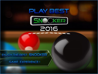 Play Best Snocker 2016